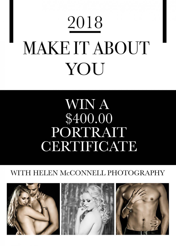 boudoir portrait competition